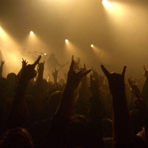 Live Hard Rock and Metal