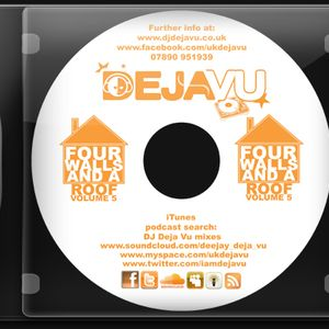four walls and a roof vol 5