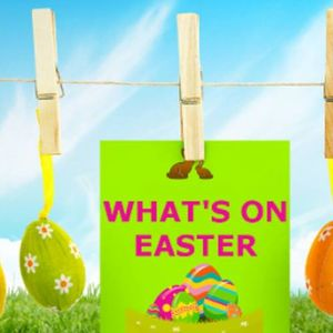 KIRL - Easter What's On Special