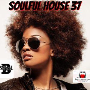 NIGEL B (SOULFUL HOUSE MIX 37)