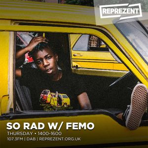 'So Rad with Femo' &  Boj and Bobson | 19th October 2017