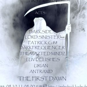 "Dj-Set @ Dawn Of Decay ""The First Dawn"" (Mehr Druck Webradio) 08-10-2011"