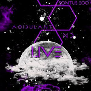 Sonitus Eco - Live Event promo CD