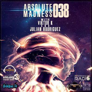 Julian Rodriguez - Absolute Madness 038