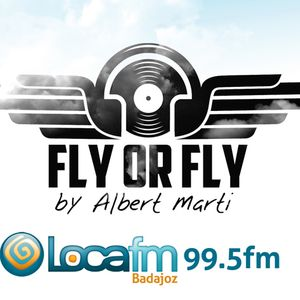 Albert Marti - Fly or fly at Locafm Badajoz