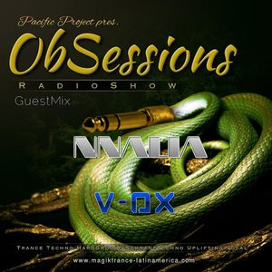 ObSessions Episode 079 (V-OX Guest Mix) By Pacific Project