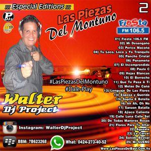 Piezas Del Montuno (Vol.2) - WALTER DJ PROJECT