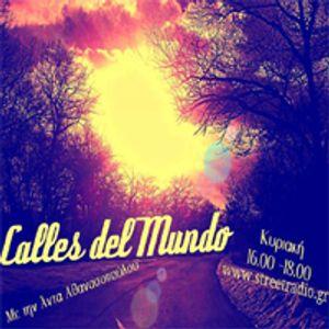 """""""Calles del mundo"""" Jan 19th 2014"""
