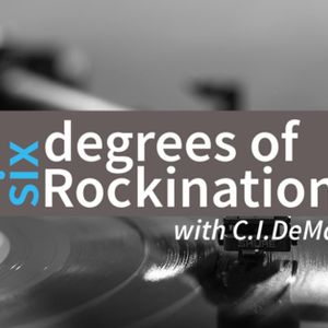 """Six Degrees of Rockination """"Best Musical Discoveries of 2017"""" Podcast"""