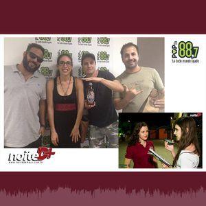Programa Noite D+ na Radio Pop FM com Fred Campos Marsili
