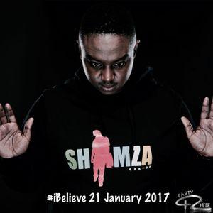 iBelieve on Metro FM with DJ Shimza 21 January 2017 by Party42nite