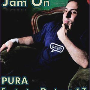 PURA Exclusive Podcast 17: JAM ON! (Urban Groove)