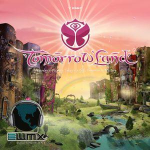 Alesso @ Tomorrowland 2012