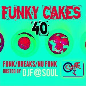 Funky Cakes #40 by DJ F@SOUL