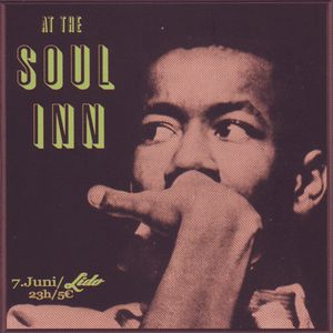 At The Soul Inn Berlin   Promo Mix 06/2008   by Kristian Auth
