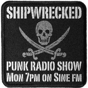 Shipwrecked Punk Radio show on SineFM 04 Jul 2016