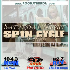 Spin Cycle Mix (6/27/15)