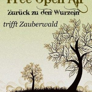 Dj  Scr3am  Zurück zu den Wurzeln meets Zauberwald 01 09 2012
