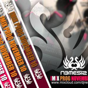 Nemesis-IMIX PROG November 10