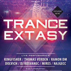 Trance Extasy @ Neprakta klub (25-11-2016)