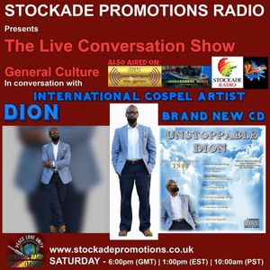 The Live Conversation Show With Dion 6th Jan 2018