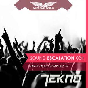 Sound Escalation 024 with Sandro Vanniel
