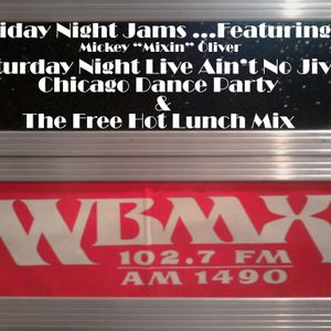 WBMX Friday Night Jam's #3
