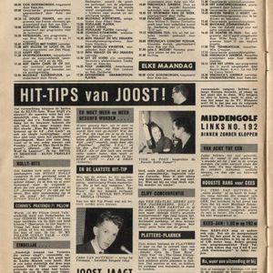 Veronica 30 06 1971 Klaas Vaak 1500 1600 Muziek Express