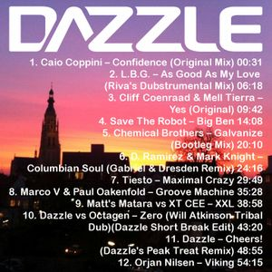 Dazzle's bi-monthly Forcast wk 4 2012