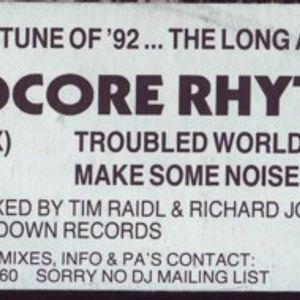 Hardcore Rhythm Team - Studio Mix Vol. 1 [1992]