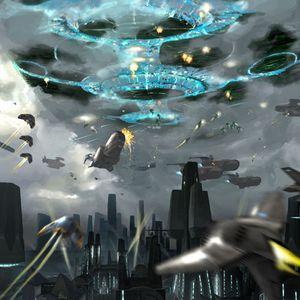 Overdub - Present Neurofunk Invasion Alien Mix 3