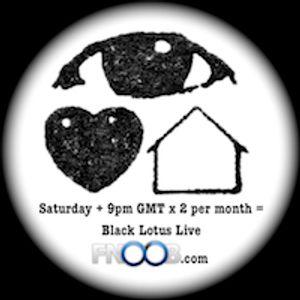 Black Lotus Live - August 18th (Tech-House/Techno)