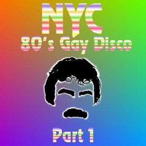 NYC 80's Gay Disco part 1