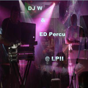 DJW & ED PERCU live @LPII 16/03/2011