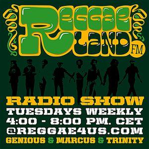 Reggaeland FM radio show @ reggae4us.com (22-jan-2013 / P1)