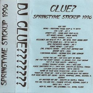 DJ Clue - Springtyme Stickup Part 1