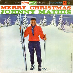 """""""Merry Christmas"""" Johnny Mathis 1958: A True Classic!"""