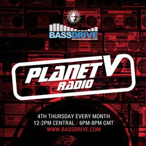 Planet V Radio on Bassdrive  with Bryan Gee November  2017