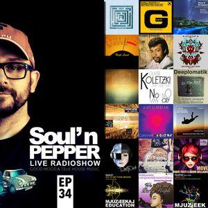 JOHN SOULPARK // SOUL'N PEPPER Radioshow // EP#34