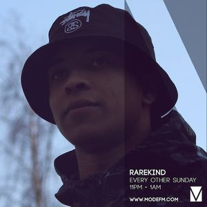 07/08/2016 - Rarekind - Mode FM (Podcast)