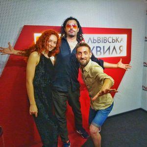 Театрали з Чілі  - Max Sir та Natalia Guzmán про український театр та власну постановку у Львові.