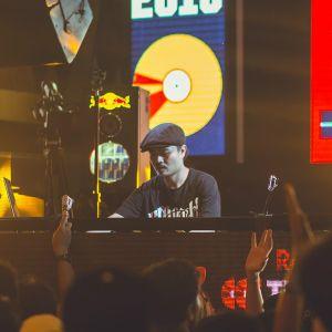 DJ Bomber Selecta-Thailand-National Final