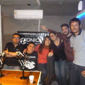 La Noche Boca Arriba (Domingo 23 de Abril de 2017)