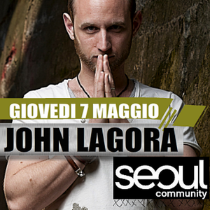 "John Lagora @ ""The Groove"" - (New Network Radio) Italy - May 2011"