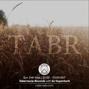 Tabernacle Records w/ DJ Superherb - 24th September 2017