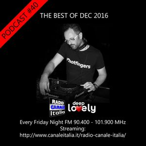 BAR CANALE ITALIA - PODCAST #40