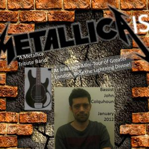 'Bass Guitar Rock Star' of Metallicaism, a mix by DJ Celebrate
