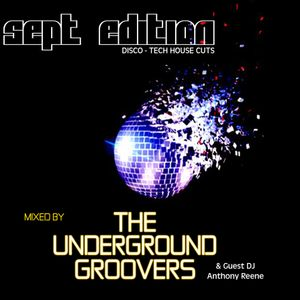 The Underground Groovers UK September Edition + Guest DJ