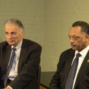 Interview with Ralph Nader & Jesse Jackson