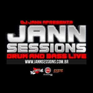 JANN SESSIONS DRUM AND BASS LIVE by DJ Jann - Guest United Soul @Stats Records - jannsessions.com.br